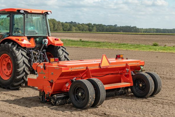 Land Pride | NTS26 Series No-Till Seeder | Model NTS2609 for sale at Grower's Equipment, South Florida