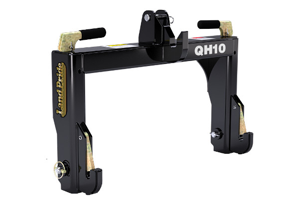 Land Pride | Hitches | QH10 Series Quick-Hitches for sale at Grower's Equipment, South Florida