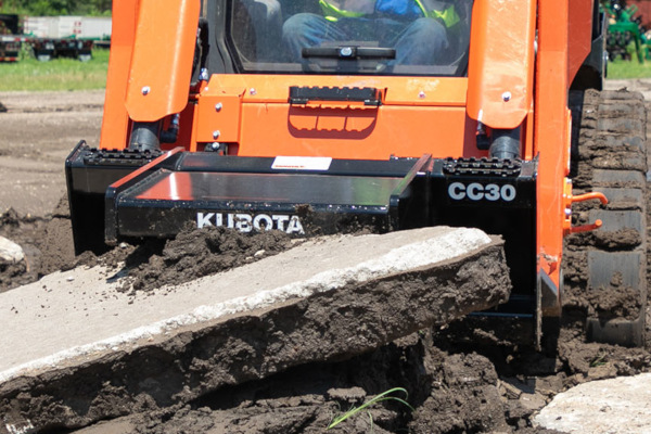 Land Pride | Kubota by Land Pride | CC30 Concrete Claw for sale at Grower's Equipment, South Florida