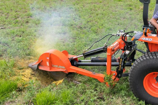 Land Pride | Dirtworking | GR1525 Stump Grinder for sale at Grower's Equipment, South Florida