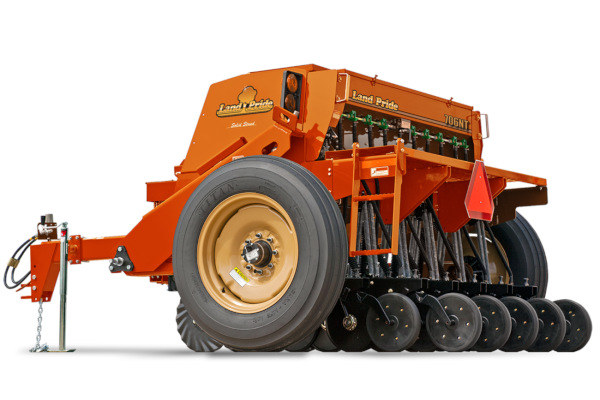 Land Pride | Compact Drills | 706NT & 1006NT for sale at Grower's Equipment, South Florida