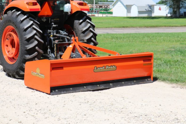 Land Pride | BB35 Series Box Scrapers | Model BB3584 for sale at Grower's Equipment, South Florida