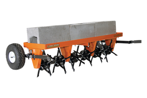 Land Pride | Dirtworking | CA05 Series Core Aerators for sale at Grower's Equipment, South Florida