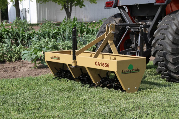 Land Pride | Dirtworking | CA15 Series Core Aerators for sale at Grower's Equipment, South Florida