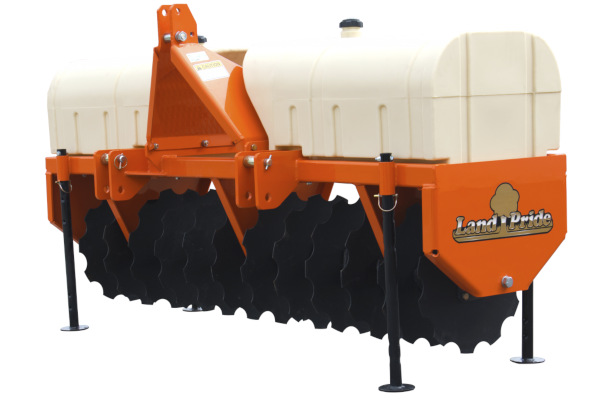 Land Pride | Dirtworking | CR25 Series Straw Crimpers for sale at Grower's Equipment, South Florida