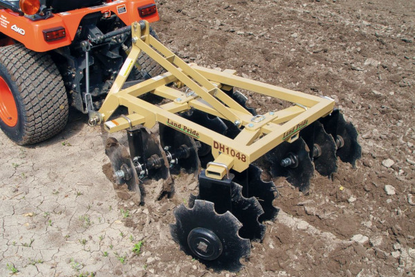 Land Pride | Dirtworking | DH10 Series Disc Harrows for sale at Grower's Equipment, South Florida