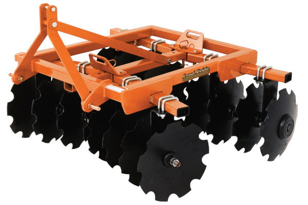 Land Pride | Dirtworking | DH15 Series Disc Harrows for sale at Grower's Equipment, South Florida