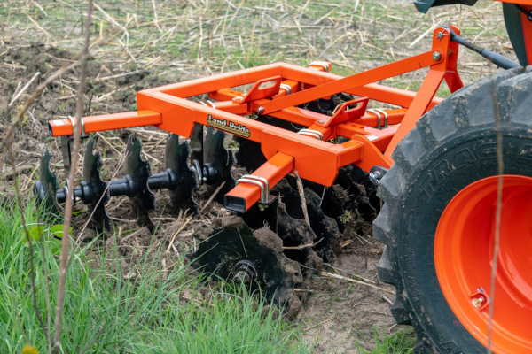 Land Pride | DH15 Series Disc Harrows | Model DH1590 for sale at Grower's Equipment, South Florida
