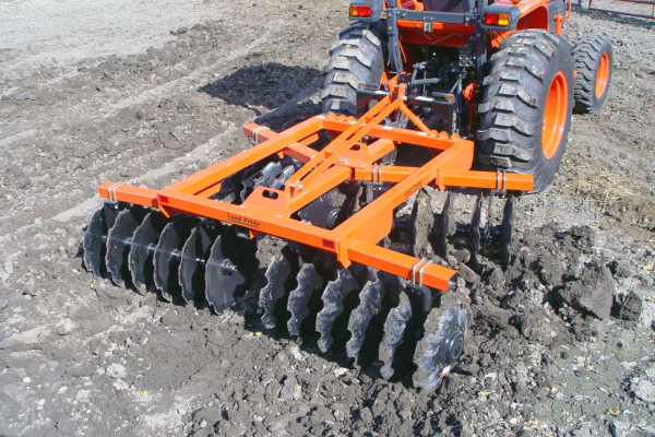 Land Pride | Dirtworking | DH25 Series Disc Harrows for sale at Grower's Equipment, South Florida
