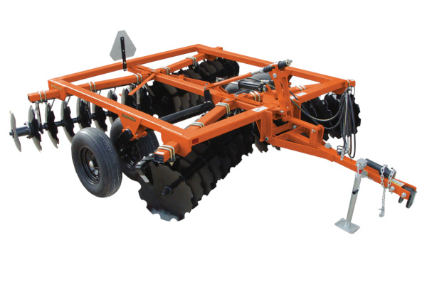 Land Pride | Dirtworking | DH35 Series Disc Harrows for sale at Grower's Equipment, South Florida