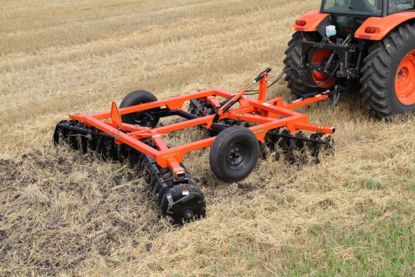 Land Pride | DH35 Series Disc Harrows | Model DH3512 for sale at Grower's Equipment, South Florida