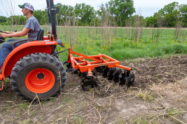 Land Pride | DH15 Series Disc Harrows | Model DH1572 for sale at Grower's Equipment, South Florida