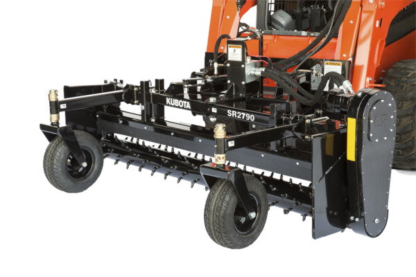 Land Pride | SR27 & SRF27 Series Powered Rakes | Model SR2790 for sale at Grower's Equipment, South Florida