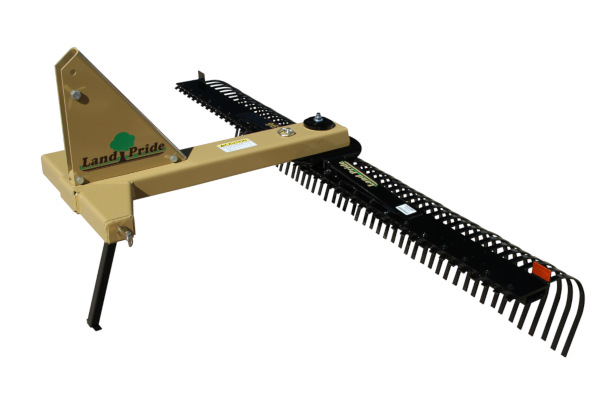 Land Pride | Dirtworking | LR26 Series Landscape Rakes for sale at Grower's Equipment, South Florida