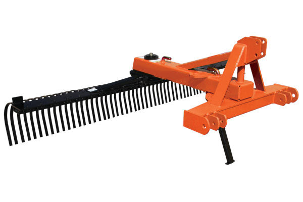 Land Pride | Dirtworking | LR37 Series Landscape Rakes for sale at Grower's Equipment, South Florida