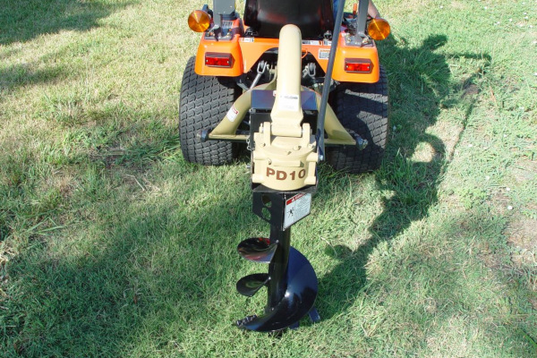 Land Pride | Dirtworking | PD10 Series Post Hole Diggers for sale at Grower's Equipment, South Florida