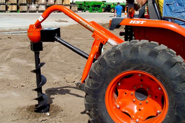 Land Pride | Dirtworking | PD25 Series Post Hole Diggers for sale at Grower's Equipment, South Florida