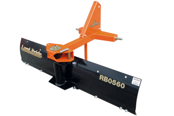 Land Pride | Dirtworking | RB05 Series Rear Blades for sale at Grower's Equipment, South Florida
