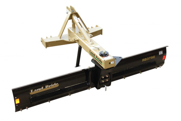 Land Pride | Dirtworking | RB37 Series Rear Blades for sale at Grower's Equipment, South Florida
