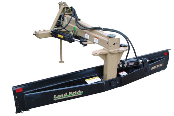 Land Pride | Dirtworking | RBT35 Series Rear Blades for sale at Grower's Equipment, South Florida