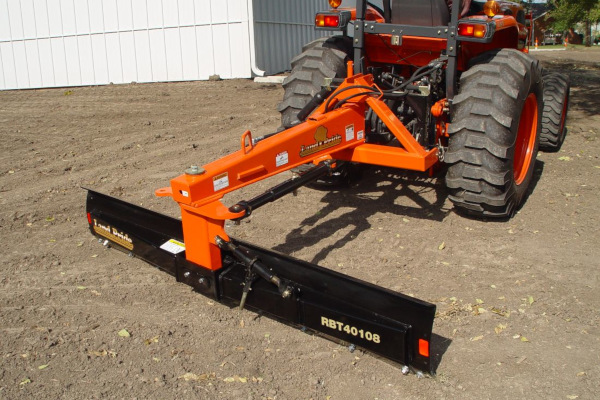 Land Pride | Dirtworking | RBT40 Series Rear Blades for sale at Grower's Equipment, South Florida
