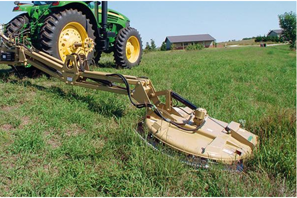 Land Pride | RCP30 Series Parallel Arm Cutters | Model RCP3060 for sale at Grower's Equipment, South Florida