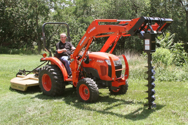 Land Pride | Dirtworking | SA20 Series Post Hole Digger for sale at Grower's Equipment, South Florida
