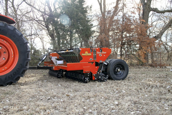 Land Pride | NTS25 No-Till Seeder | Model NTS2507 for sale at Grower's Equipment, South Florida
