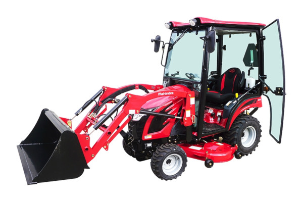 Mahindra | EMAX | Model eMAX 20 S HST Cab for sale at Grower's Equipment, South Florida