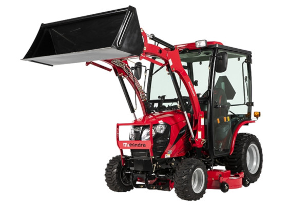 Mahindra | EMAX | Model eMAX 25 L HST Cab for sale at Grower's Equipment, South Florida