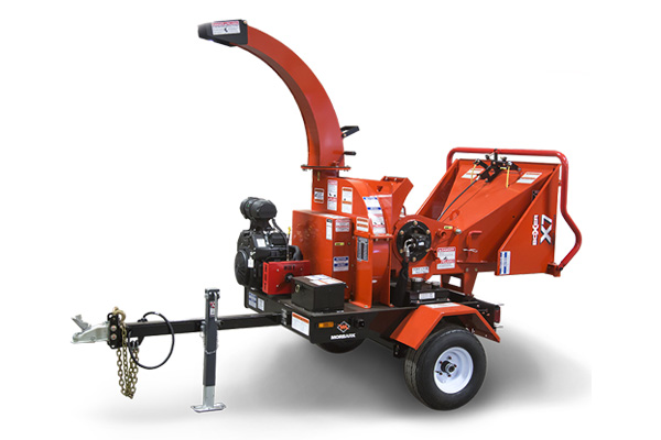 Morbark BOXER X7 BRUSH CHIPPER for sale at Grower's Equipment, South Florida