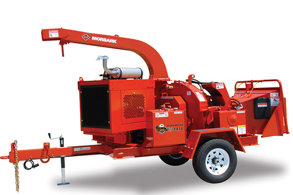 Morbark EEGER BEEVER™ 1418 BRUSH CHIPPER for sale at Grower's Equipment, South Florida