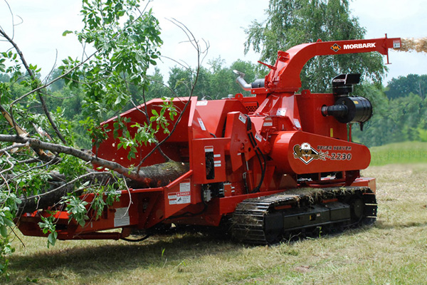 Morbark | Brush Chippers | Model EEGER BEEVER™ 2230 BRUSH CHIPPER for sale at Grower's Equipment, South Florida