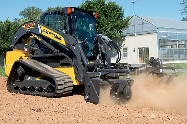 New Holland | Compact Track Loaders | Model C238 for sale at Grower's Equipment, South Florida