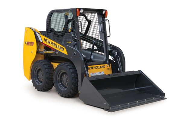 New Holland | Skid Steer Loaders | Model L213 for sale at Grower's Equipment, South Florida