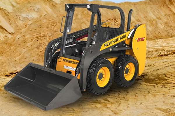 New Holland | Skid Steer Loaders | Model L216 for sale at Grower's Equipment, South Florida