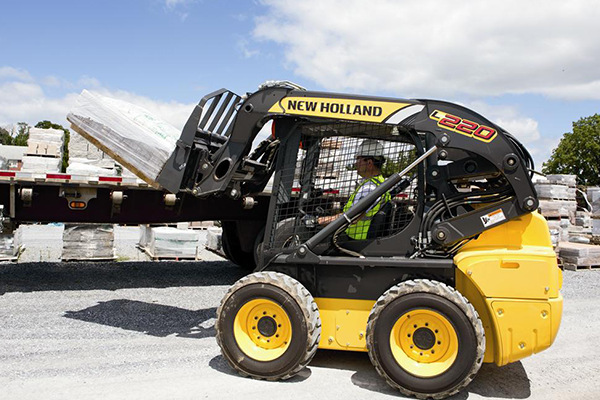 New Holland | Skid Steer Loaders | Model L220 for sale at Grower's Equipment, South Florida