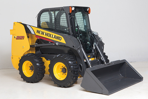 New Holland | Skid Steer Loaders | Model L221 for sale at Grower's Equipment, South Florida