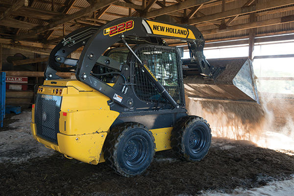 New Holland | Skid Steer Loaders | Model L228 for sale at Grower's Equipment, South Florida