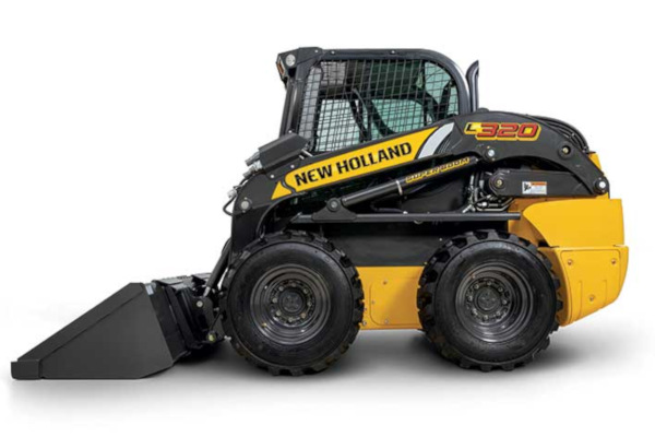 New Holland | 300 Series | Model L320 for sale at Grower's Equipment, South Florida