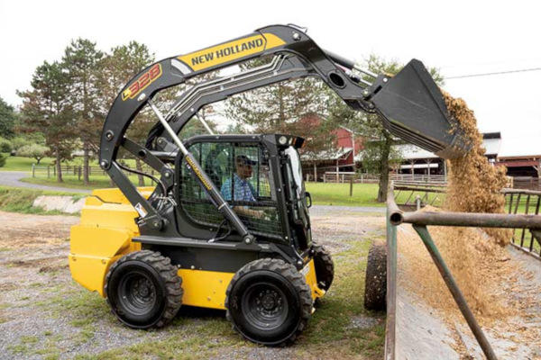 New Holland L328 for sale at Grower's Equipment, South Florida