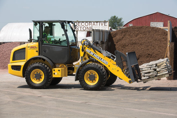 New Holland | Compact Wheel Loaders | Model W50C TC for sale at Grower's Equipment, South Florida