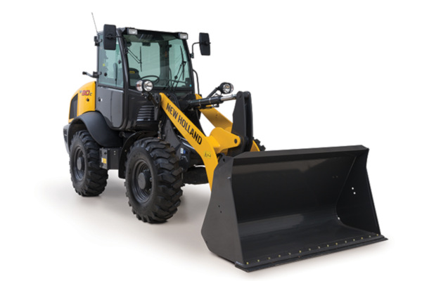 New Holland | Compact Wheel Loaders | Model W80C for sale at Grower's Equipment, South Florida