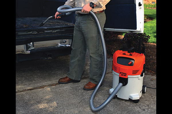 Stihl |  Wet/Dry Vacuums | Professional Vacuum for sale at Grower's Equipment, South Florida