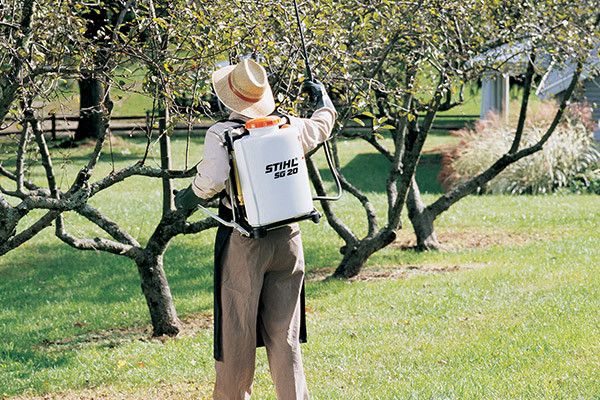 Stihl | Sprayers | Backpack Sprayers for sale at Grower's Equipment, South Florida