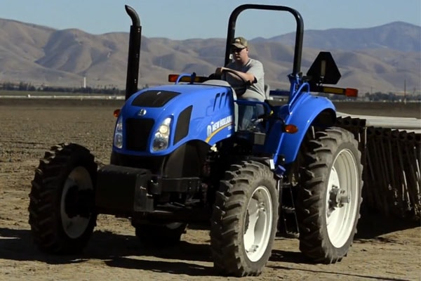 New Holland AG TS6.120 for sale at Grower's Equipment, South Florida