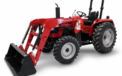 Tractors | Model 5545 4WD Shuttle for sale at Grower's Equipment, South Florida