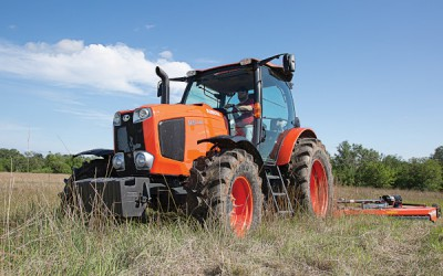 Tractors | Model M6-131 for sale at Grower's Equipment, South Florida