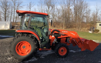 Tractors | Model L4760 for sale at Grower's Equipment, South Florida