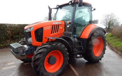 Tractors | Model M7-131 for sale at Grower's Equipment, South Florida